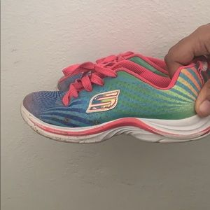 Colorful sketchers